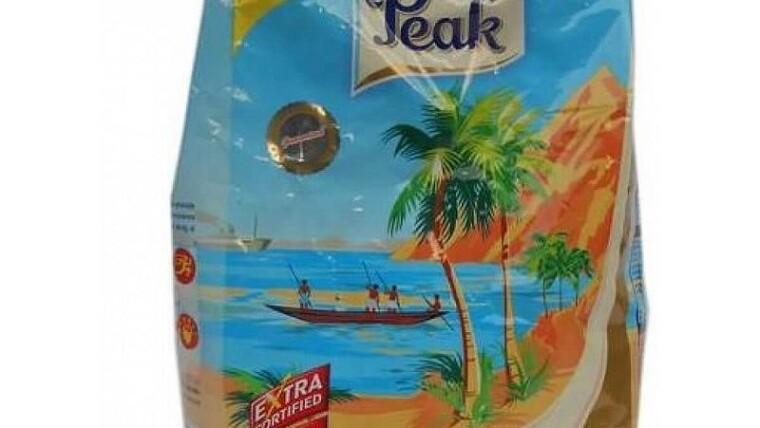 peak milk powder package guantanamera