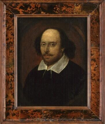 portrait of williams shakespeare