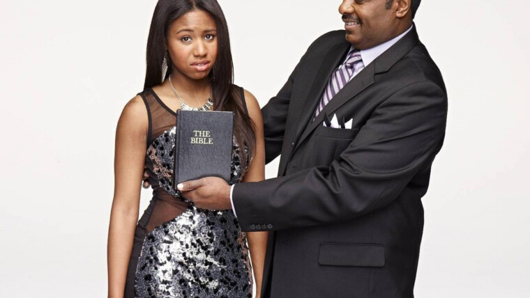 marry a pastor's daughter