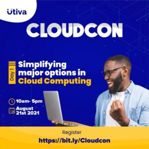 cloudcon with utiva