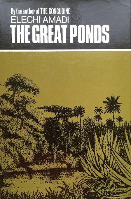 the great ponds by elechi amadi